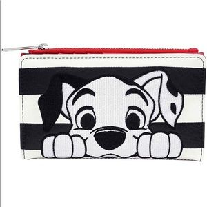 NWT Loungefly xDisney Dalmatian wallet 💎💎💎
